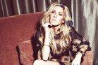 British pop star Ellie Goulding.