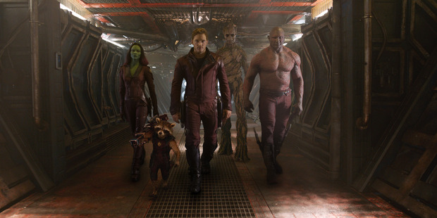 Marvel's Guardians Of The Galaxy. Photo / Supplied