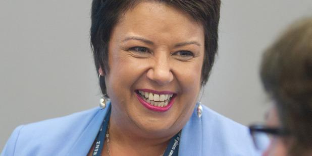Climate Change Minister Paula Bennett. Photo / Stephen Parker, Daily Post