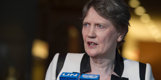 Helen Clark's track record suggested she would have made serious attempts to reform the UN. Photo / File