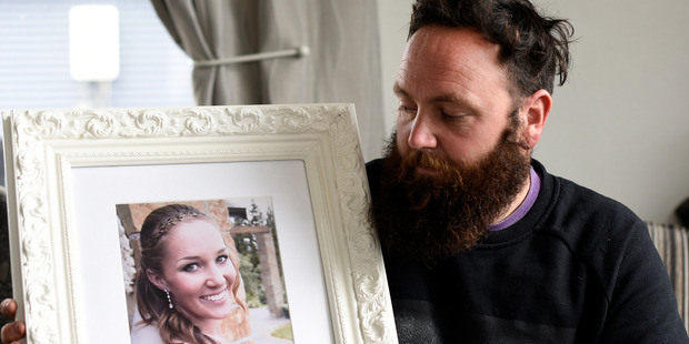 Papamoa man Brett Morrison is pleading for the thieves who stole his late wife Sarah's jewellery to return it. Photo/File