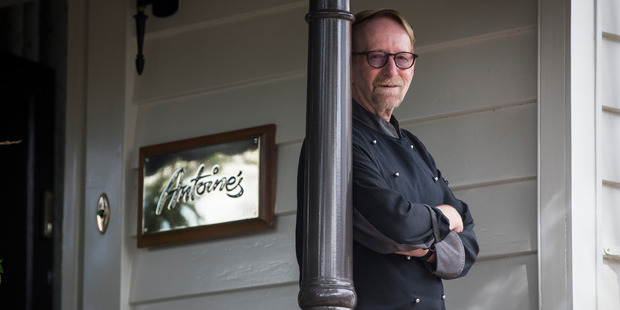The insect menu will feature at chef Tony Astle Antoine's restaurant in Parnell, as well as other selected eateries. Photo / Jason Oxenham