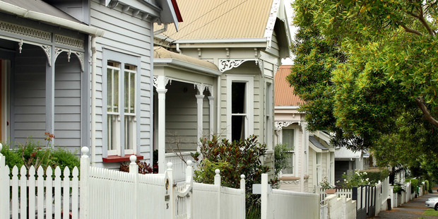 Average house values are now rising faster in Wellington than in Auckland.