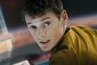 Anton Yelchin starred as Chekov in a scene from the 2009 motion picture Star Trek.