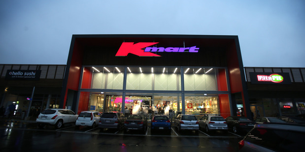 In 2008, Kmart was nearly bankrupt. Photo / John Borren
