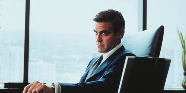 While we might think George Clooney will be just as good-looking tomorrow as he is today, new research finds our perception of attractiveness isn't so static. Photo: File