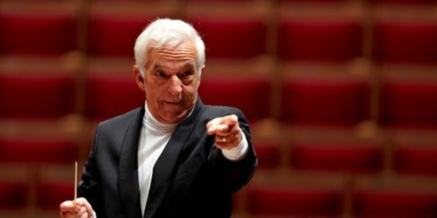 Vladimir Ashkenazy is frequently described as one of the greatest musicians of our time. -