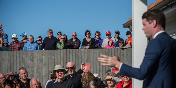 Auckland sales by Barfoots show less spectacular price rises. Photo/Jason Dorday