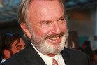 Premiere of the movie Hunt for the Wilderpeople at Hoyts Sylvia Park, Auckland. Sam Neill. Wednesday 30 March 2016 Herald on Sunday Photograph by Norrie Montgomery.