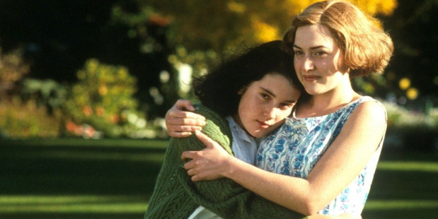 Melanie Lynskey and Kate Winslet star in Heavely Creatures.