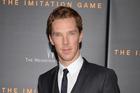 Actor Benedict Cumberbatch. Photo / AP