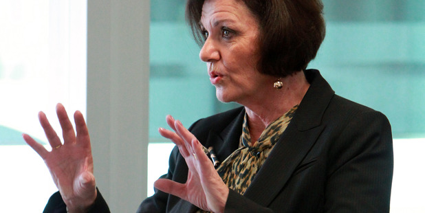 Acting Youth Minister Anne Tolley announced a programme aimed at helping steer young Hawke's Bay people from gang life today. PHOTO/FILE