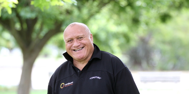 """Flaxmere councillor Henare O'Keefe says a Government programme to steer youth from gangs needs to be long-term and delve into the """"heart"""" of gang-affiliated issues. PHOTO/FILE"""