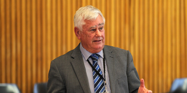 Hastings District Councillor Simon Nixon has held off newcomers to keep his seat. PHOTO/FILE