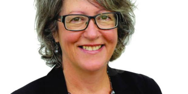 Claire Hague is one of Napier City's newest councilors. PHOTO/FILE
