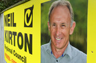 Neil Kirton says he is excited to be returning to Hawke's Bay Regional Council. PHOTO/FILE