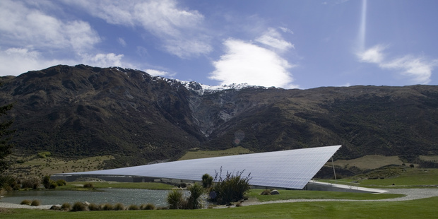 Peregrine Winery in central Otago. Photo / Supplied.