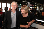 Auckland's new mayor Phil Goff with his wife Mary. Photo / Getty Images