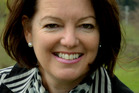 Re-elected: Debbie Hewitt to serve a second term on the Hawke's Bay Regional Council.