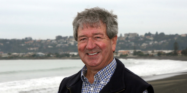 Larry Dallimore has been elected as a Napier city councillor.