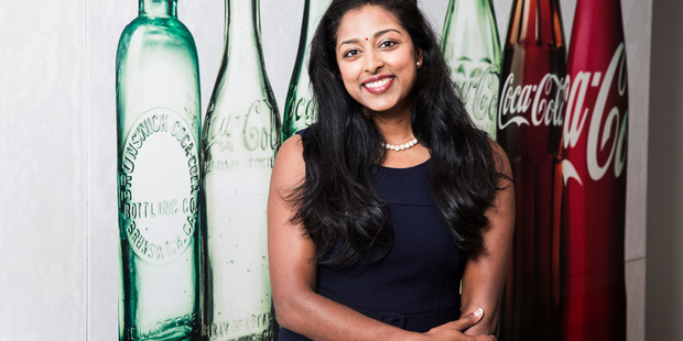 Sandhya Pillay of Coca-Cola will defend the brand at the upcoming Fizz Symposium. Photo / supplied