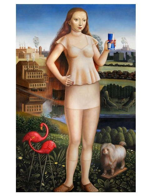 Syntheticity, by Amy Hill.