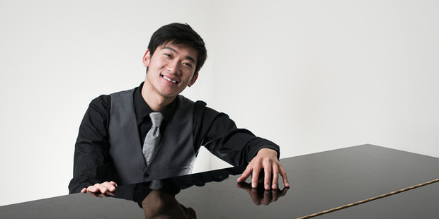 Tony Chen Lin will perform in Whanganui next week.