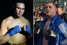 If successful, the bout between Joseph Parker and Andy Ruiz would be one of the biggest sporting occasions in Auckland. Photos / Photosport, Getty Images