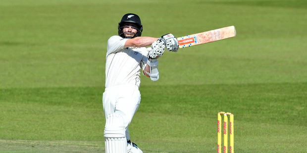 Kane Williamson looks set to return to lead the Black Caps against India in the third test. Photo/AP