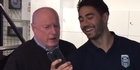 Watch: Watch: Shaun Johnson star struck by Home and Away veteran