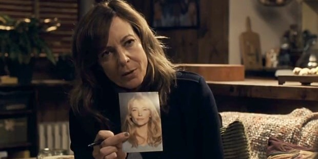 Allison Janney stars in the film The Girl on the Train.