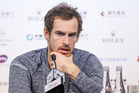 Andy Murray says he was stalked by a hotel maid. Photo / Getty