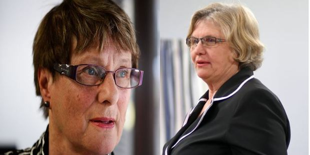 Bev Edlin and Catherine Stewart are close in votes for a seat on the city council representing Otumoetai-Pyes Pa ward. Photo/file