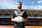Kiwis skipper Jesse Bromwich. Photo / Photosport