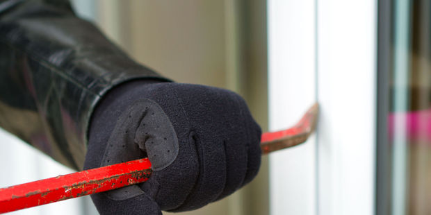 Figures just out show burglaries have increased by more than 15 percent over the past year. Photo / 123rf