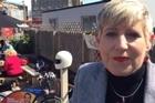 Christchurch Mayor Lianne Dalziel speaks after her landslide re-election victory today.