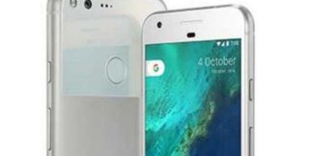 Images of Google's Pixel phone was leaked by retailer Carphone Warehouse. Photo / Screenshot