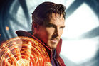 Benedict Cumberbatch stars in the upcoming Marvel movie, Doctor Strange.