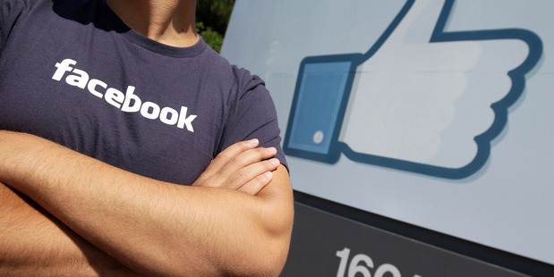 New Zealand is one of four countries to have access to Facebook's new Marketplace today. Photo / AP
