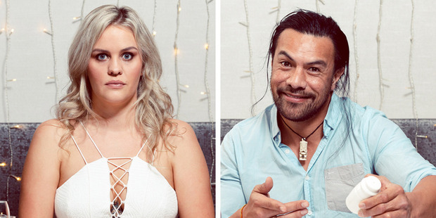 Ever wanted to be a fly on the wall during someone's first date? Now you can. Photos / TVNZ
