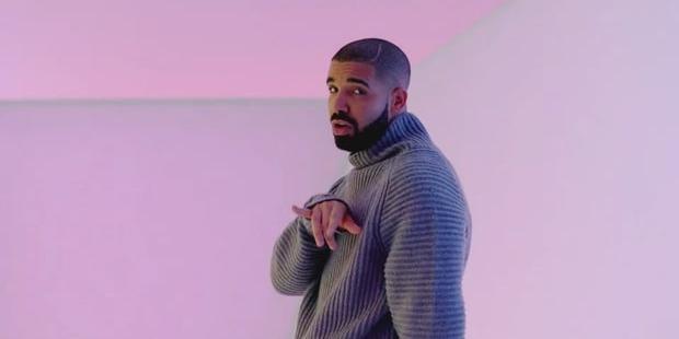 Drake drew inspiration for his Hotline Bling music video from James Turrell's artwork. Photo / YouTube