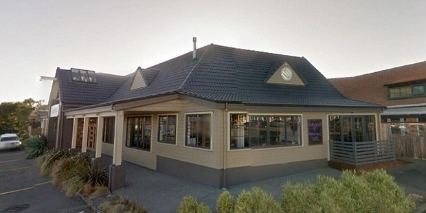Loading The Social in Paraparaumu will not let diners take home leftover food.