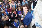 Liam Malone in Nelson. Photo / Evan Barnes/Shuttersport