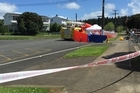 Witnesses have reported seeing a person running away from a vehicle carrying what is believed to be a firearm, police say.  Officers have converged on the Whangarei suburb of Otangarei and launched a homicide investigation following the death of a 34-year-old man.  The man was found dead in a vehicle parked on the side of the road near the entrance to Fishbone Park after reports of gunshots were made about 11pm yesterday.