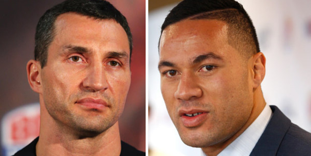Wladimir Klitschko has thrown a spanner into the works over Joseph Parker's mooted world title fight in Auckland. Photo / NZ Herald