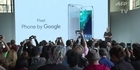 Watch: Watch: Google takes on rivals with Pixel phone
