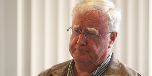 Defeated mayoral candidate Dr Reynold Macpherson says it was an exceptional effort by his Rotorua District Residents and Ratepayers group to do as well as they did.  Photo/Stephen Parker