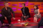 Source: The Graham Norton Show. Anna Kendrick cannot believe it.