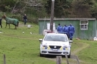 The man police have been hunting in connection with the double stabbing of his parents in Waikato is believed to be one of three people found dead at a residential property in Waitomo District.