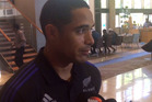 All Black Aaron Smith says he made a huge mistake.